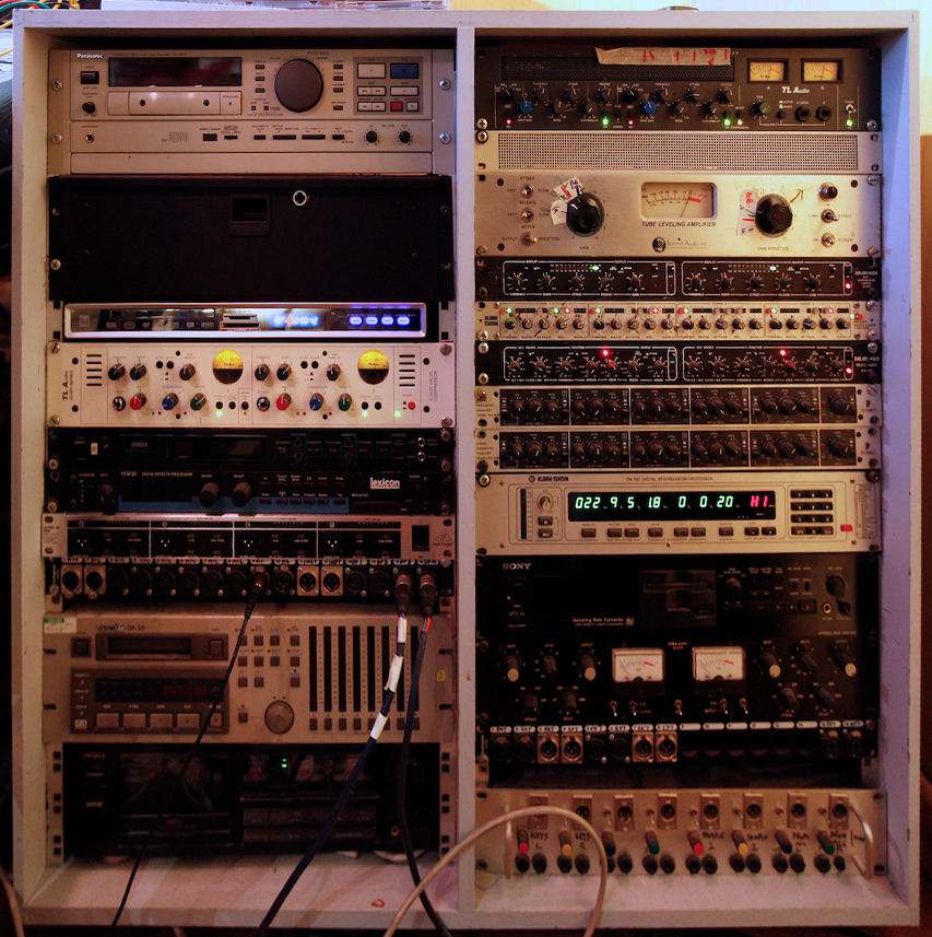 Rack Equipment